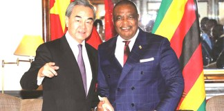 Zimbabwe submits 6 projects for China's consideration