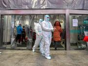 First-person in Africa tested for deadly Coronavirus