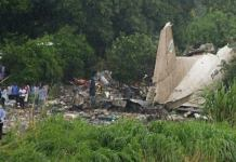 18 Perish In Sudan plane crash