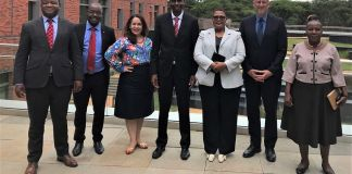 US Embassy Meets POLAD Members, Zimbabweans Question The Gesture