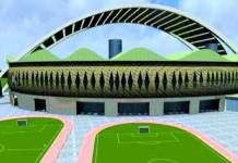 Chiyangwa planning to build a multi-million- dollar modern stadium in Harare