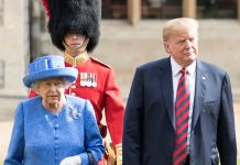 Trump Sends Strong Message To Queen Elizabeth