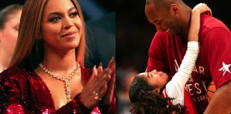 Beyonce's emotional tribute to Kobe and Gigi Bryant will leave you in tears