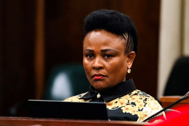 DA tables new motion of no confidence against Mkhwebane