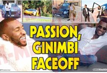 Prophet Passion Twabam, Businessman Ginimbi faceoff
