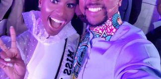 Fans Urge Maps Maponyane and Zozibini Tunzi to fall in Love