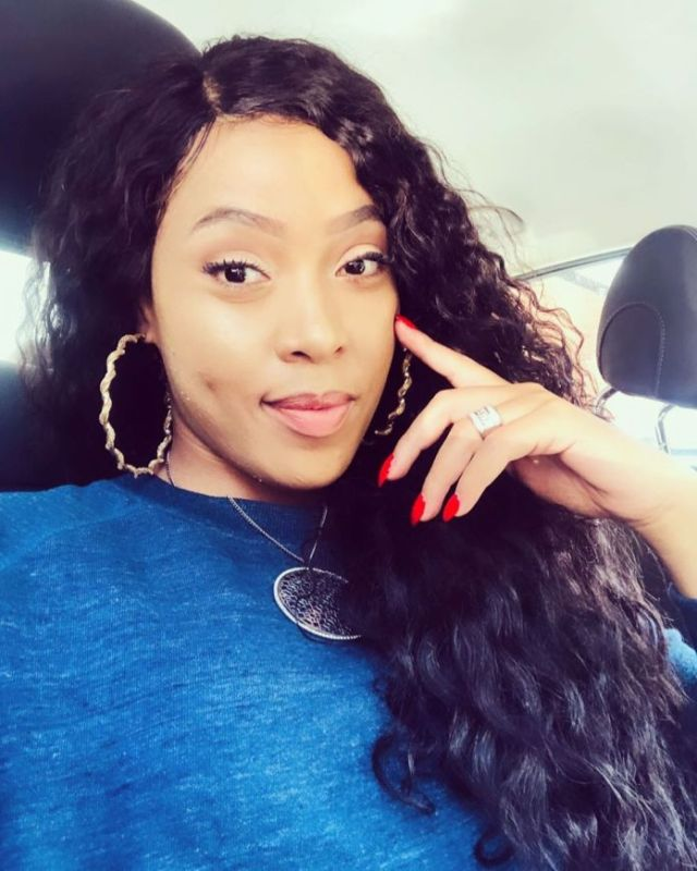 Simz Ngema thoughts about love