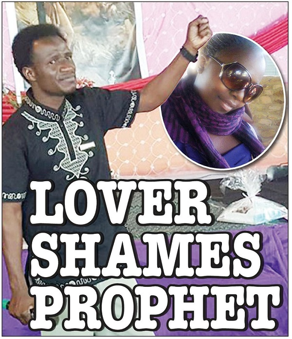 Girlfriend Exposes Prophet, Causes Chaos In Church WhatsApp group