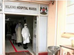 Breaking News: Zimbabwe Coronavirus COVID19 Suspected Patient Escapes From Wilkins Hospital