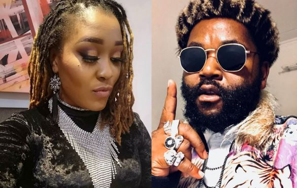 Sjava & Lady Zamar's rape drama heats up – Voice Clip of them arguing in a closed room released