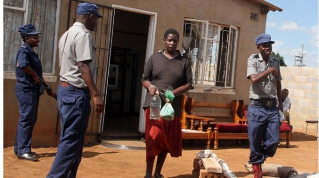 """""""He Humiliated Me"""" – Bulawayo Woman Who Axed Husband To Death Over TV Channels Speaks Out"""