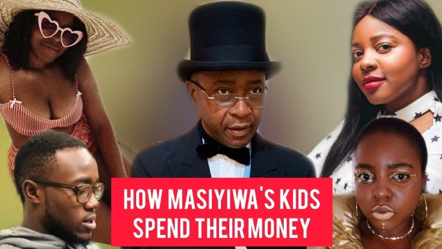 Things Strive Masiyiwa's Kids Spend Their Billions On