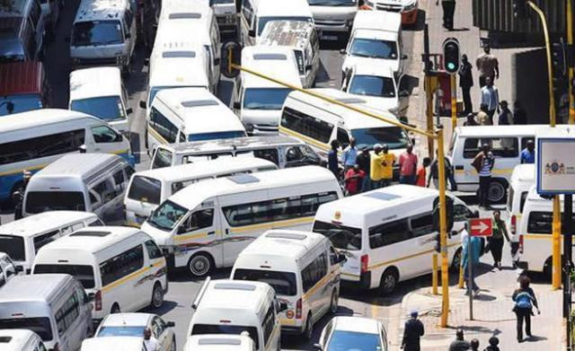 Taxis demand R250 a day compensation