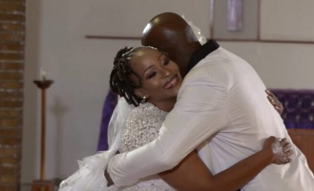 Our Perfect wedding bride Stella Malebye dies after filming last scene – This is their love story