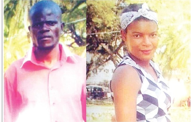 JILTED LOVER 'LOSES US$17 000'
