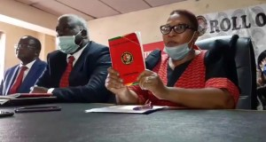 """I'm the boss with 103 MPs in Parliament"" - Khupe"
