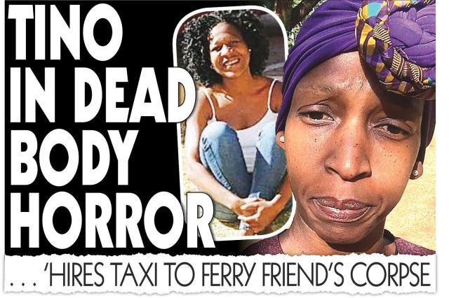 Former Studio 263 actress Tin tin overdoses friend with cocaine! brings dead body in a taxi, disappears