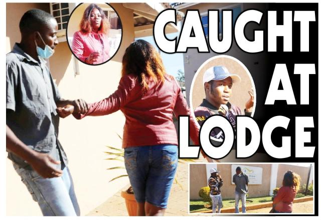 Married woman books lodge for 'meeting' - Caught Red handed