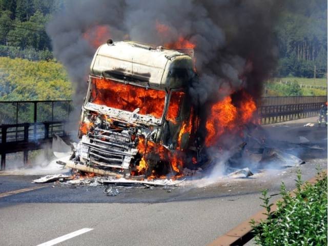 Xenophobic attacks launched on foreign truck drivers in SA