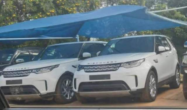 The Govt has Money, Splashes Millions on Bigwigs 'Range Rover Discoveries'