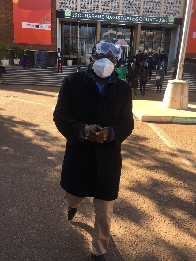 'He will incite people once released' - Jacob Ngarivhume denied bail