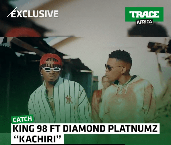 King 98's historic Video Featuring Diamond Platinumz Out!