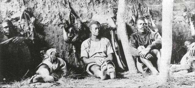 "Forgotten ""Native"" Southern African Rifles Regiment Which Fought Against Hitler With Enthusiasm"