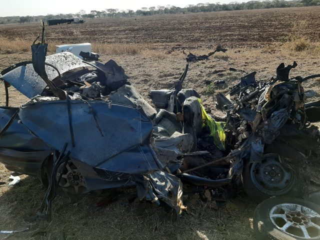 Four perish in Gweru accident