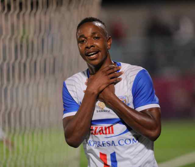 Supersub Prince Dube Scores On Debut For Tanzanian Club
