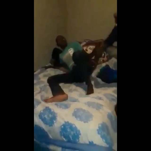 Driver caught red-handed in bed with a married woman, beaten