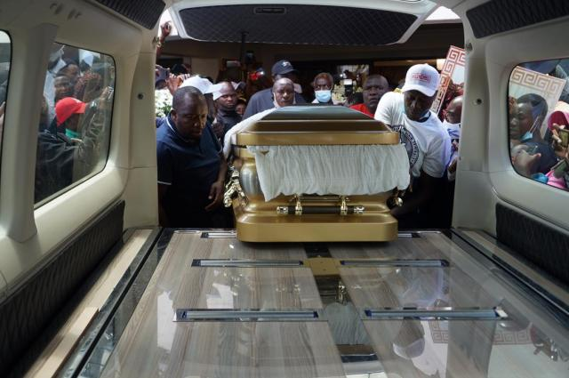 Pictures & Videos - Ginimbi laid to rest!