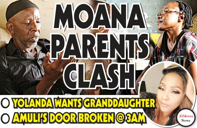 Moana's Parents War Rages On...Amuli's Door Broken At 3am