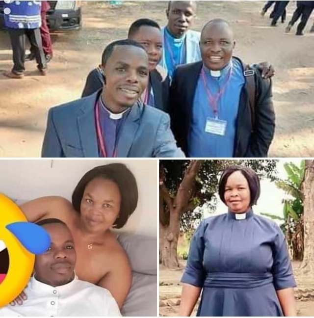 Father Godwin Maere and catholic sister's s.exual pictures leaked