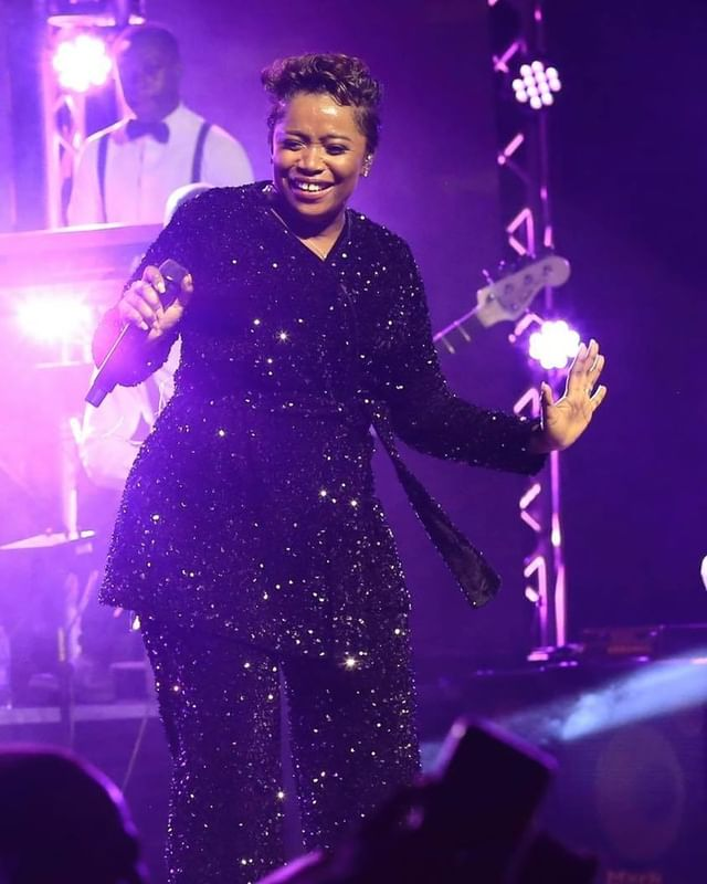 """Janet Manyowa's """"Sounds of Victory"""" EP launch Magnificent!"""