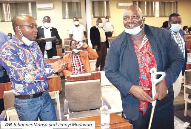 Businessman Donates Stands To Doctors