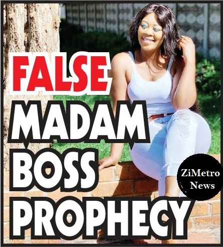 Madam Boss Death Prophecy FAKE!