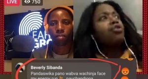 Bev Sibanda takes beef with Misred to a whole new level!