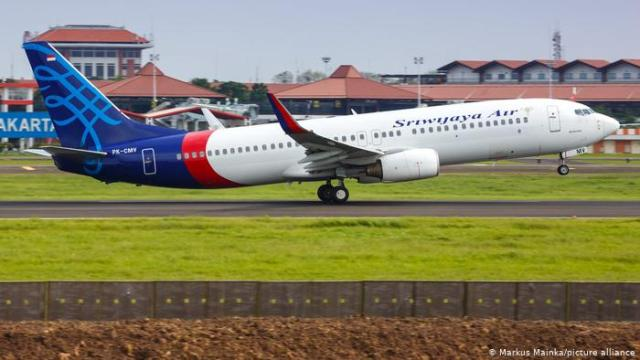 Plane Goes Missing Just After Take Off From Indonesia Airport