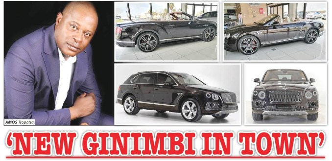 New Mbinga in town, buys 2 Bentleys at once - ZiMetro News