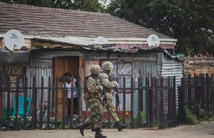 South Africa returns to level 3 lockdown