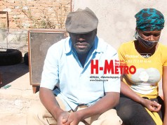 Visually impaired man keen on farming
