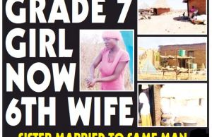 GRADE 7 GIRL NOW 6TH WIFE…SISTER MARRIED TO SAME MAN