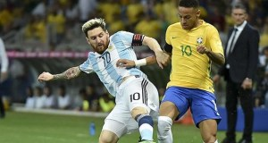 The Moment Argentina, Brazil World Cup Match Was Called Off