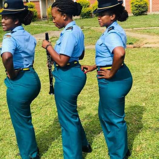 """ZRP Female Police Officers Summoned After """"Revealing"""" Images Circulate"""