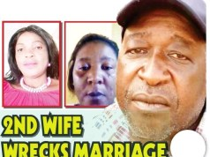 Second wife Wrecks Marriage!