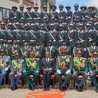 JUST IN- Zimbabwe National Army Issues Death Announcement