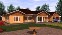 House plans zimbabwe