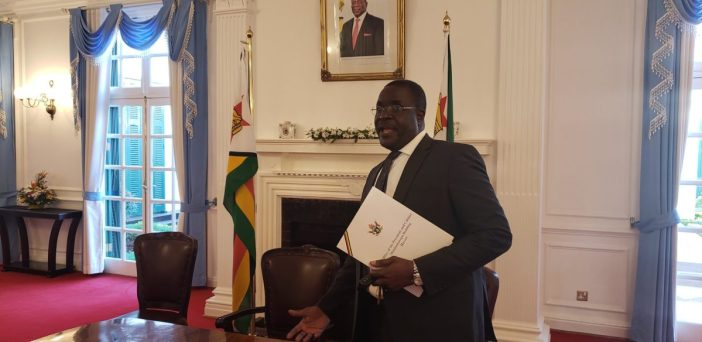 Image result for charamba and mnangagwa
