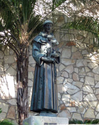 Statue of St. Anthony