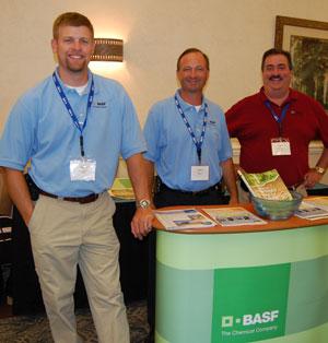 BASF at SPGC